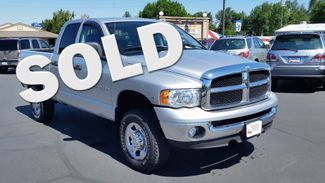 2004 Dodge Ram 2500 SLT Crew 4WD Diesel 5.9L | Ashland, OR | Ashland Motor Company in Ashland OR