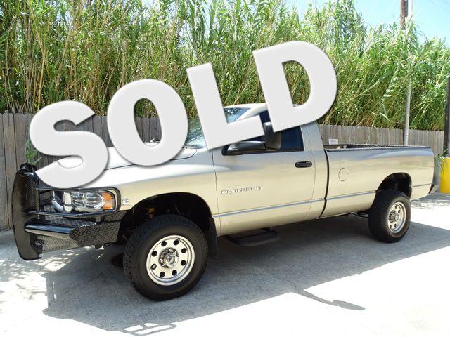 2004 Dodge Ram 2500 ST Corpus Christi, Texas 0