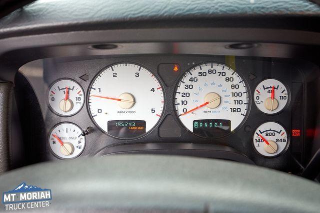 2004 Dodge Ram 2500 SLT Cummins Diesel 4X4 in Memphis, Tennessee 38115