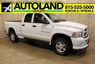 2004 Dodge Ram 2500 Diesel Manual 4x4 SLT in Roscoe IL, 61073