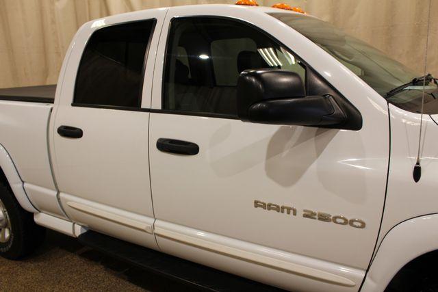 2004 Dodge Ram 2500 Diesel Manual 4x4 SLT in Roscoe, IL 61073