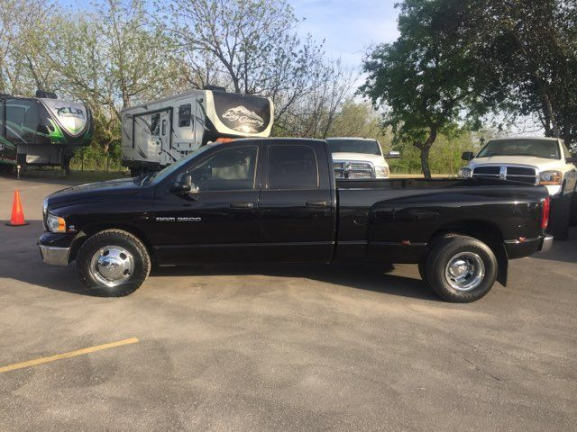 2004 Dodge Ram 3500 SLT Boerne, Texas 0