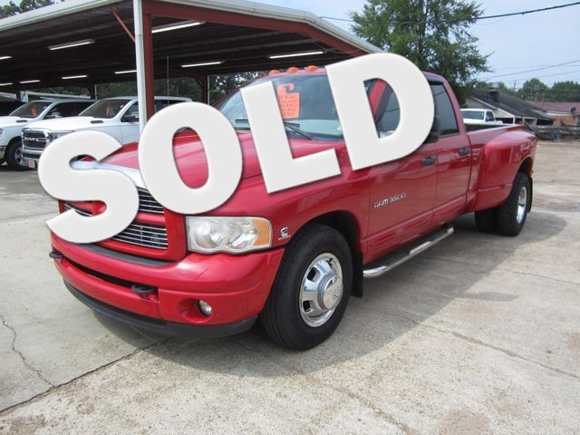 2004 Dodge Ram 3500 Laramie Quad Cab Houston, Mississippi