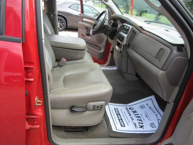 2004 Dodge Ram 3500 Laramie Quad Cab Houston, Mississippi 16
