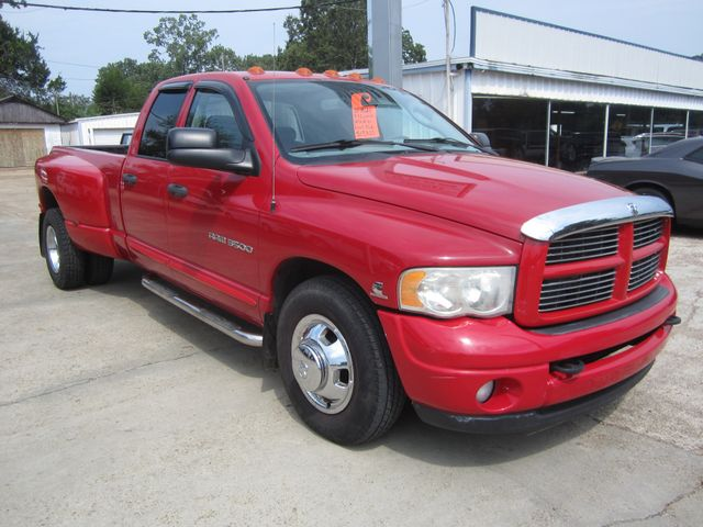 2004 Dodge Ram 3500 Laramie Quad Cab Houston, Mississippi 1