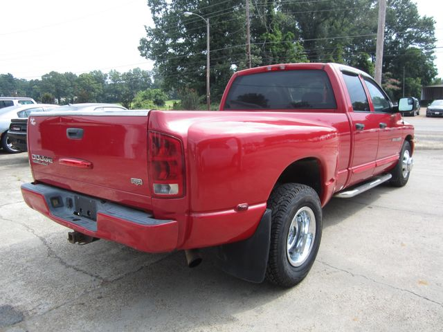 2004 Dodge Ram 3500 Laramie Quad Cab Houston, Mississippi 5