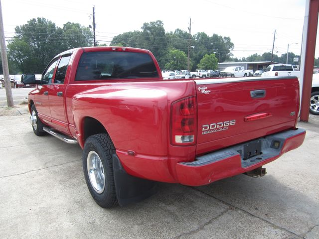 2004 Dodge Ram 3500 Laramie Quad Cab Houston, Mississippi 4