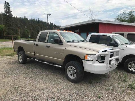2004 Dodge Ram 3500 Laramie Quad Cab 4WD in