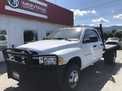2004 Dodge Ram 3500 SLT in