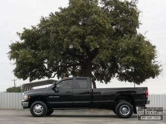 2004 Dodge Ram 3500 Crew Cab SLT 5.9L Cummins Turbo Diesel 4X4 in San Antonio Texas, 78217