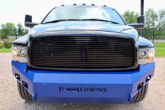 2004 Dodge Ram 3500 DRW SLT Quad Cab 2WD 5.9L Cummins Diesel 6 Speed Manual Sealy, Texas 13
