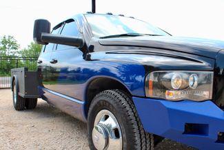 2004 Dodge Ram 3500 DRW SLT Quad Cab 2WD 5.9L Cummins Diesel 6 Speed Manual Sealy, Texas 2