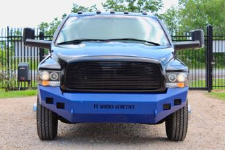 2004 Dodge Ram 3500 DRW SLT Quad Cab 2WD 5.9L Cummins Diesel 6 Speed Manual Sealy, Texas 3