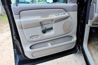 2004 Dodge Ram 3500 DRW SLT Quad Cab 2WD 5.9L Cummins Diesel 6 Speed Manual Sealy, Texas 34