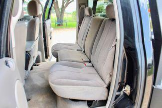 2004 Dodge Ram 3500 DRW SLT Quad Cab 2WD 5.9L Cummins Diesel 6 Speed Manual Sealy, Texas 36