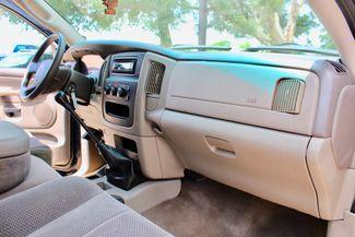 2004 Dodge Ram 3500 DRW SLT Quad Cab 2WD 5.9L Cummins Diesel 6 Speed Manual Sealy, Texas 43