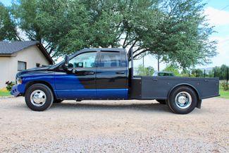 2004 Dodge Ram 3500 DRW SLT Quad Cab 2WD 5.9L Cummins Diesel 6 Speed Manual Sealy, Texas 6