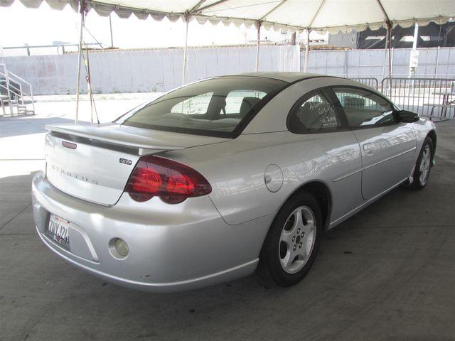 2004 Dodge Stratus SXT Gardena, California 2
