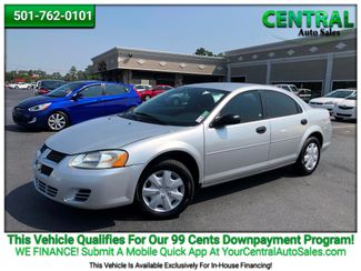 2004 Dodge Stratus SE | Hot Springs, AR | Central Auto Sales in Hot Springs AR
