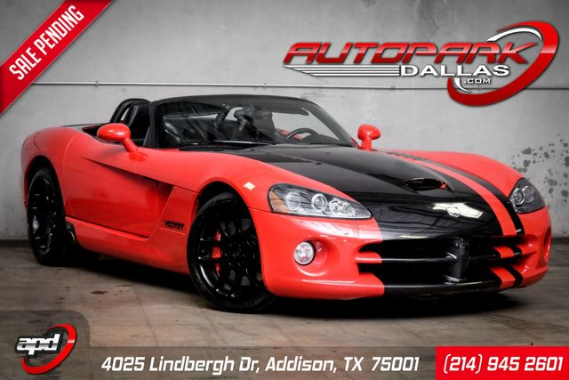 2004 Dodge Viper SRT10 in Addison, TX 75001
