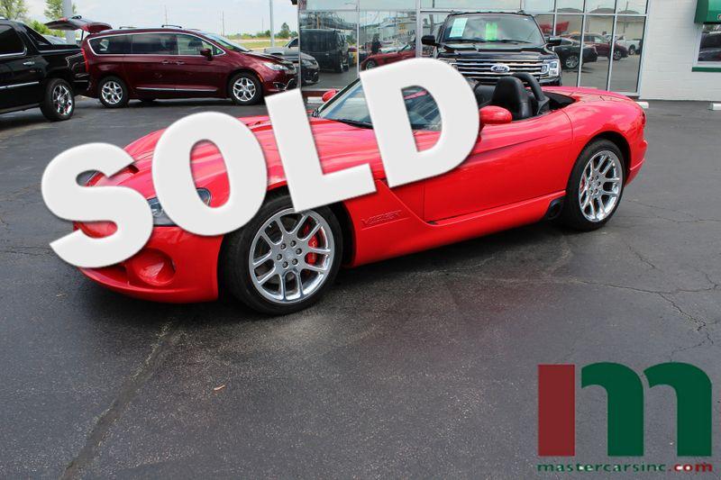 2004 Dodge Viper SRT10 | Granite City, Illinois | MasterCars Company Inc. in Granite City Illinois