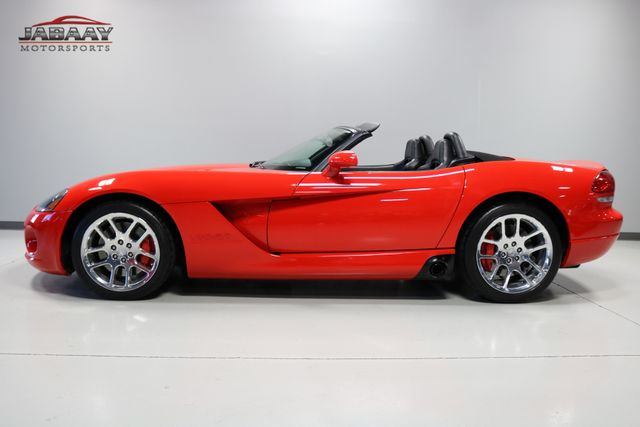2004 Dodge Viper SRT10 Merrillville, Indiana 1