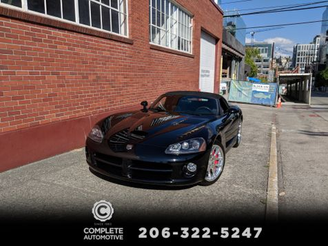 2004 Dodge Viper SRT-10 Roadster 27,000 Original Miles 1 Family Owned Full History All Stock And Original in Seattle