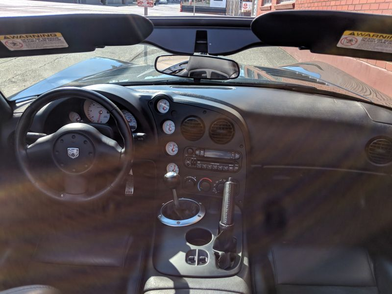 2004 Dodge Viper SRT-10 Roadster 27000 Original Miles 1 Family Owned Full History All Stock And Original  city Washington  Complete Automotive  in Seattle, Washington