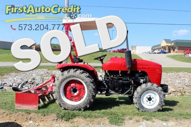 2004 Farm-Pro 2430 4wd 89 Hrs.
