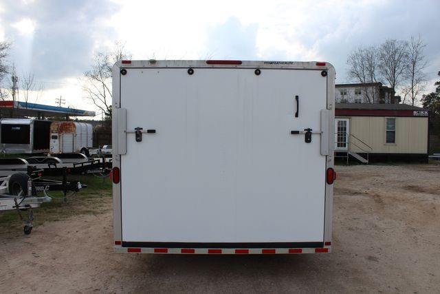 2004 Featherlite 4926 - 20 ENCLOSED CAR HAULER CONROE, TX 13