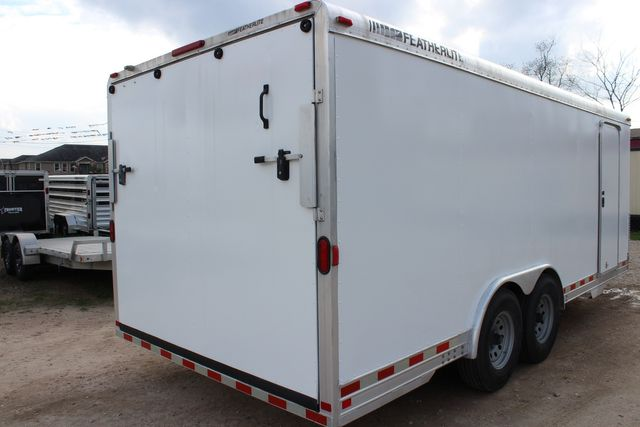 2004 Featherlite 4926 - 20 ENCLOSED CAR HAULER CONROE, TX 24