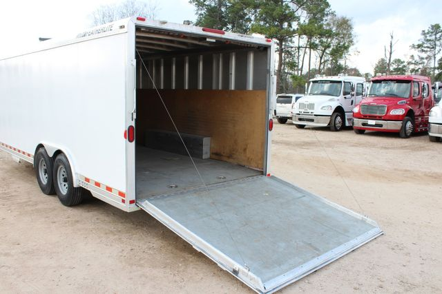 2004 Featherlite 4926 - 20 ENCLOSED CAR HAULER CONROE, TX 12