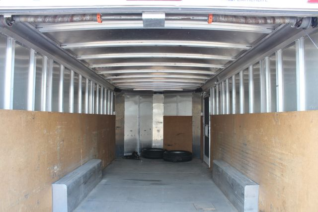 2004 Featherlite 4926 - 20 ENCLOSED CAR HAULER CONROE, TX 17
