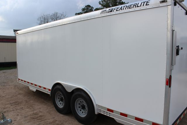 2004 Featherlite 4926 - 20 ENCLOSED CAR HAULER CONROE, TX 10