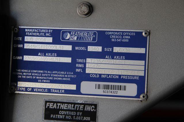 2005 Featherlite Custom Toy Hauler in Jacksonville , FL 32246