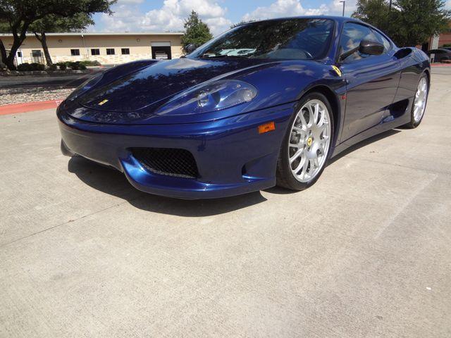 2004 Ferrari 360 Challenge Stradale Austin , Texas 1