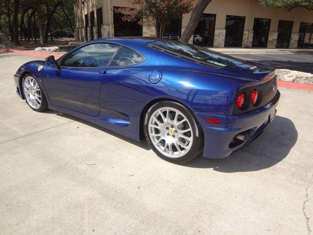 2004 Ferrari 360 Challenge Stradale Austin , Texas 3