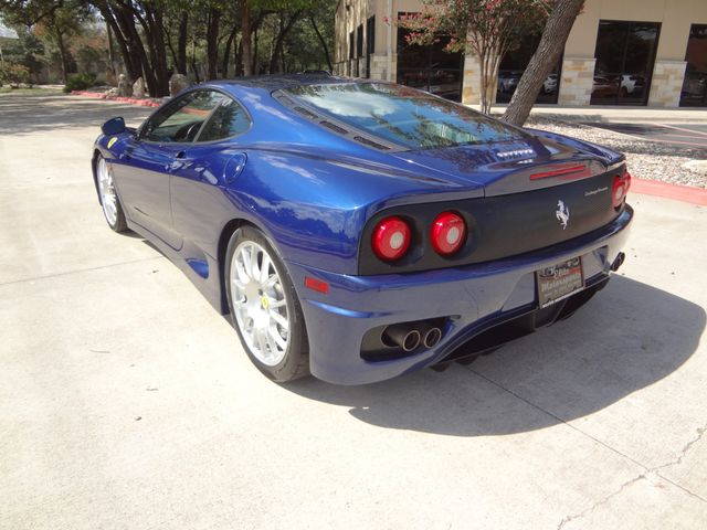 2004 Ferrari 360 Challenge Stradale Austin , Texas 4