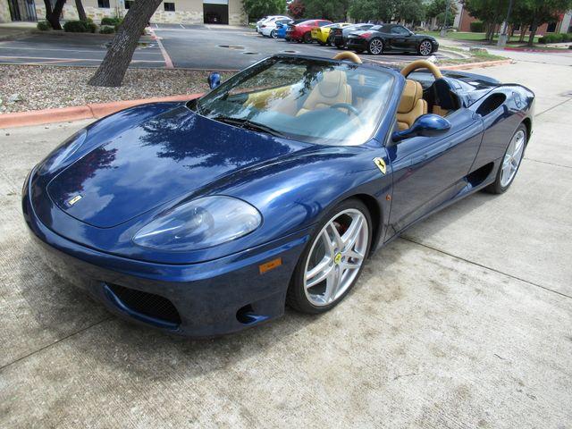 2004 Ferrari 360 Spider Austin , Texas 1
