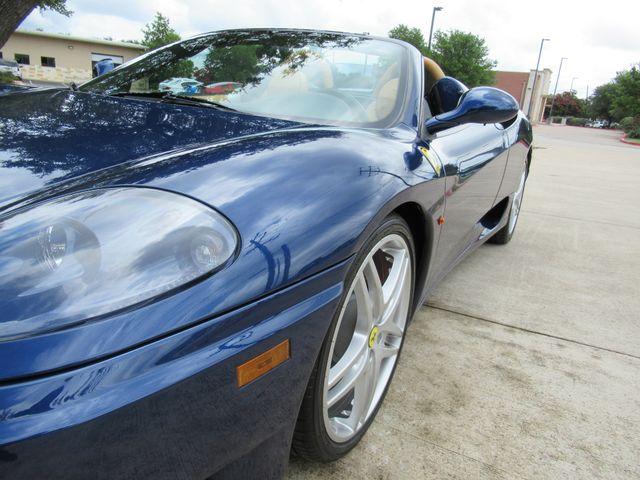 2004 Ferrari 360 Spider Austin , Texas 11