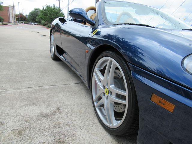 2004 Ferrari 360 Spider Austin , Texas 12