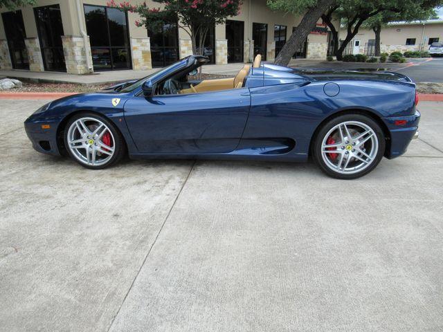 2004 Ferrari 360 Spider Austin , Texas 2