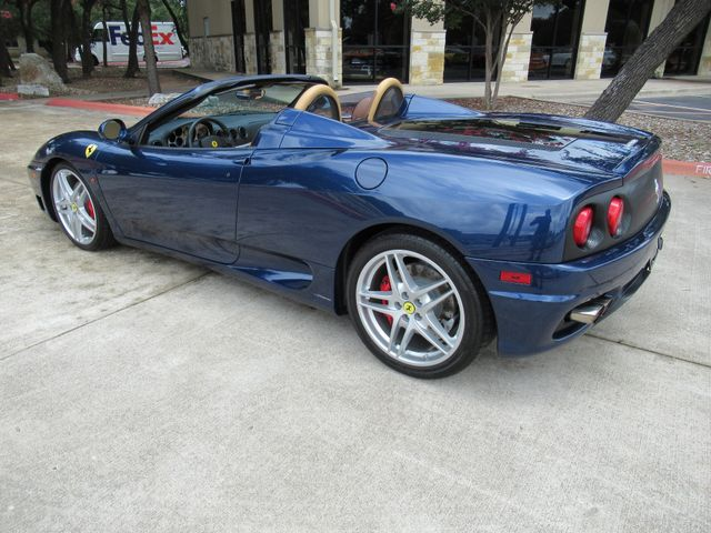 2004 Ferrari 360 Spider Austin , Texas 4