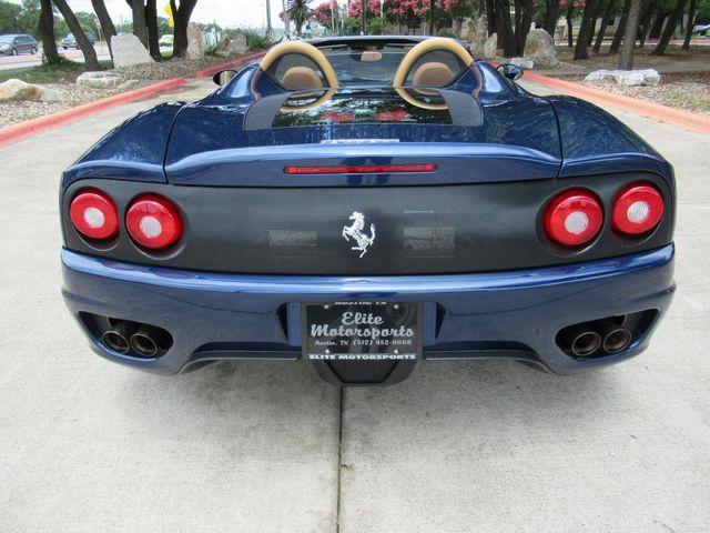 2004 Ferrari 360 Spider Austin , Texas 6