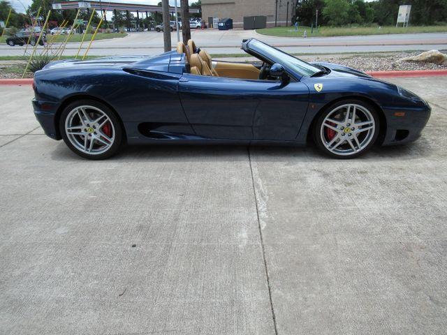 2004 Ferrari 360 Spider Austin , Texas 8