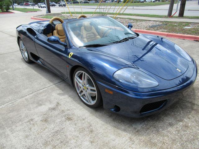 2004 Ferrari 360 Spider Austin , Texas 9