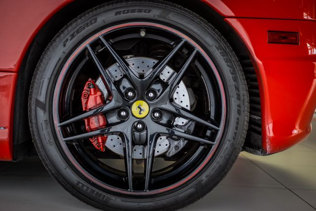2004 Ferrari 360 Spider Houston, Texas 9