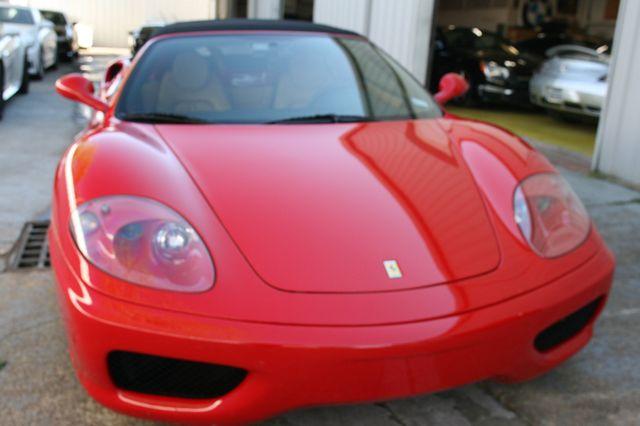 2004 Ferrari 360 Spider Houston, Texas 10