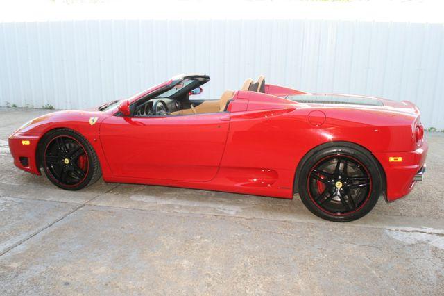 2004 Ferrari 360 Spider Houston, Texas 20