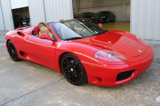2004 Ferrari 360 Spider Houston, Texas 23